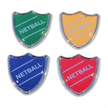 NETBALL badge